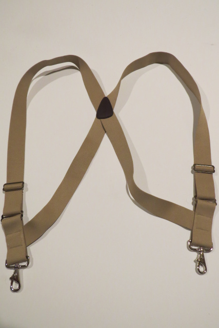 INVISIBLE SUPPORT BELT. for Teens, Men and Women. Chrome Clip With Length Adjuster